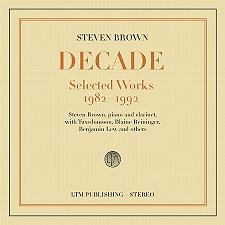 DECADE (SELECTED WORKS 1982-92) [LTMCD 2344]