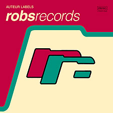Auteur Labels: Robs Records [LTMCD 2542]