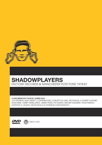 Shadowplayers DVD [LTMDVD 2391]